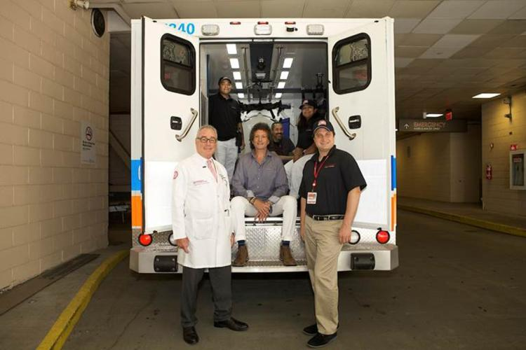 Featured image of Stroke Team Unit