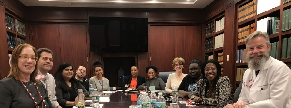 Neurology Diversity Equity Inclusion Committee